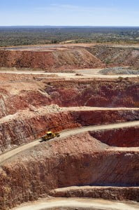 ice use in mining sector