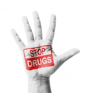 campaign to stop drugs