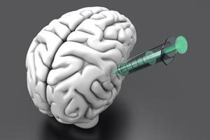drug addiction affects the brain